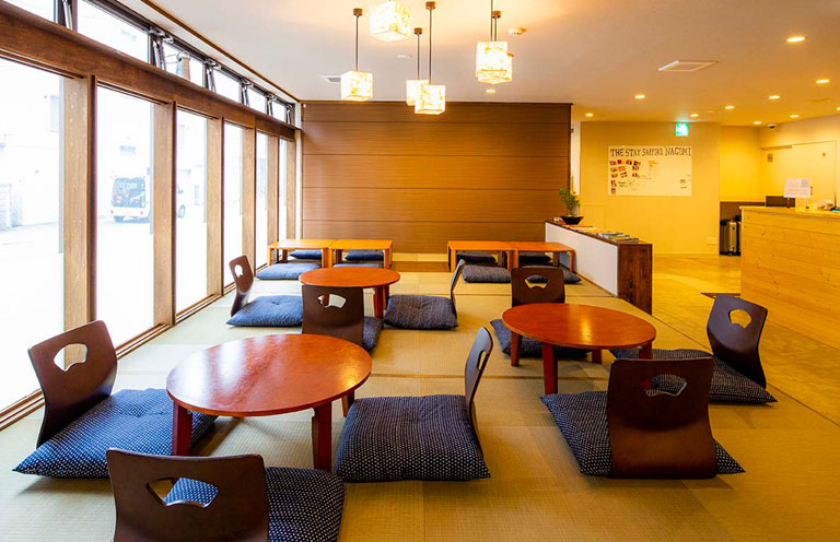 THE STAY SAPPORO 和