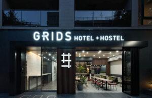 GRIDS東京 上野駅前